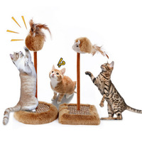 Cat Toy Pet Squeak Plush Mouse  Mouse Toys Cat Kitten Interactive Cat Pet Products For Cat Supplies Gatos Toys|Cat Toys|Home & Garden -