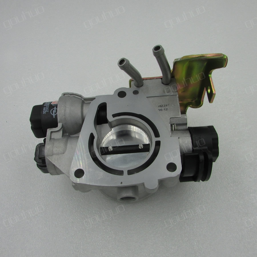 manual Solar term feel valve assembly throttle assembly body for fiat palio co-owned by both the Genoa club weekend 1.5