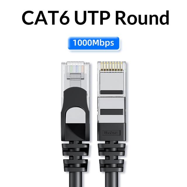 UTP CAT6 Round