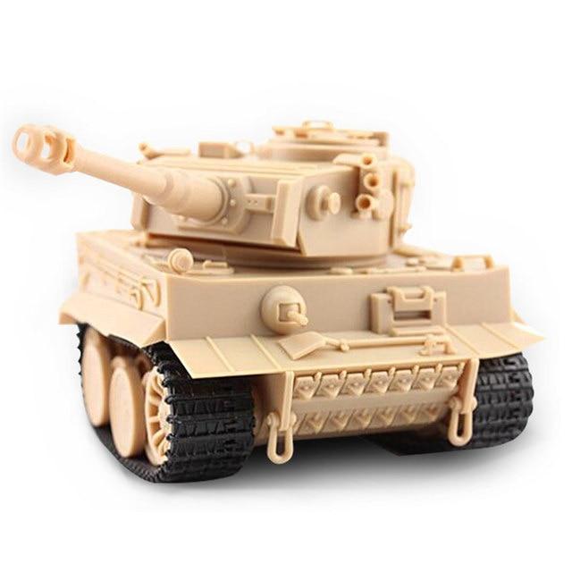Diy unpainted model kit german heavy tank tiger i educational toy diy unpainted model kit german heavy tank tiger i educational toy make a tank yourself children solutioingenieria Gallery