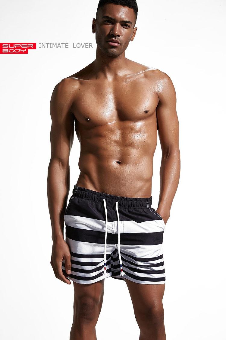 Nova Marca Praia Shorts Men Board Shorts