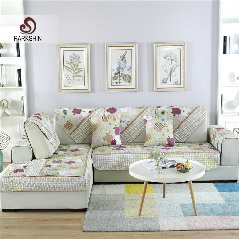 Awesome Us 30 42 48 Off Parkshin Modern Sofa Cover Nordic Euro Living Room Gray Euro Luxury Plaid Couch Cover Meeting Sofa Case Corner Sofa Seat Covers In Uwap Interior Chair Design Uwaporg