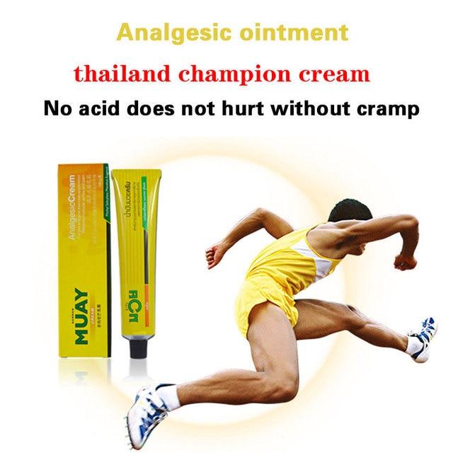 Original Thailand Herbal Balm Pain Relief Ointment Painkiller Muscle Pain Relief Ointment Soothe Shoulder