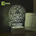 Cnhidee Football USB Night Light 3D Table Lamp for Home lighting Decorative Lampara Escritorio Led  Children Bedroom Nightlight