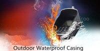 Waterdichte Toegangscontrole Regenhoes Voor F007 F007-em Bescherming Shell Fp Toegangscontrole Waterdicht Cover