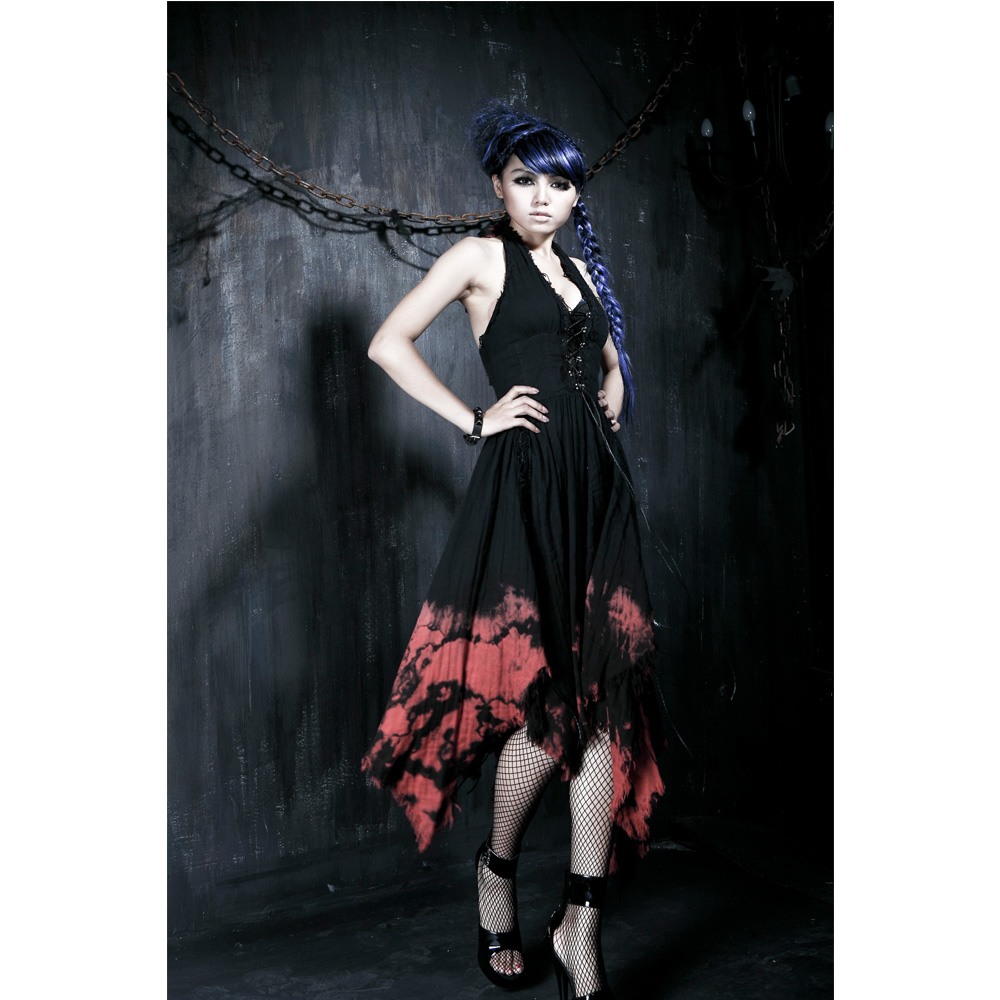 Online Buy Wholesale punk prom dresses from China punk prom ...