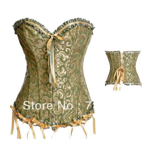 17e60c23f5 Free Shipping Corset Jacquard Royal Body Shaping Underwear Abdomen Drawing  Vest Slimming Shapewear
