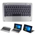 Original para chuwi hi10 pro/hibook/hibook pro modo multi eixo rotativo ultra-fino teclado pogo pin acoplamento magnético separável