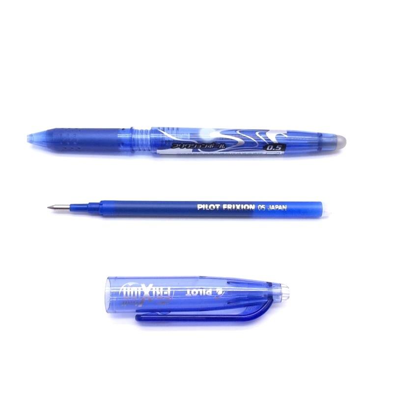 $2.88/1 шт. канцелярских обучения принадлежности ручка подарка японский пилот LFB-20EF ручка высокого качества пилот стираемую ручка 0.5 мм перо