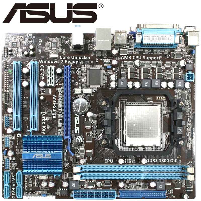 ASUS M4N68T-M LE V2 MOTHERBOARD DRIVERS PC