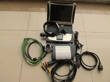 mb star c4 diagnosis cf19 laptop ram 2g hdd 320gb 2018.03 newest software full set ready to use for 12v 24v super