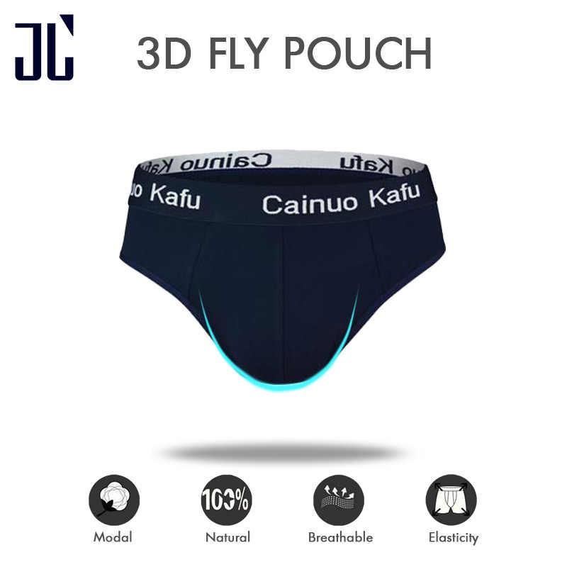 592e0dafb298 ... JL Sexy hombres Ropa interior Calzoncillos L-5XL más tamaño 3D Fly  bolsa calzoncillos hombre ...