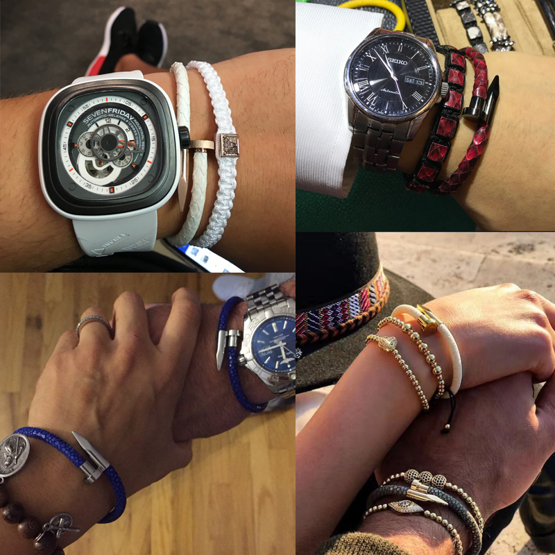 Buyer-show-for-nail-bracelet