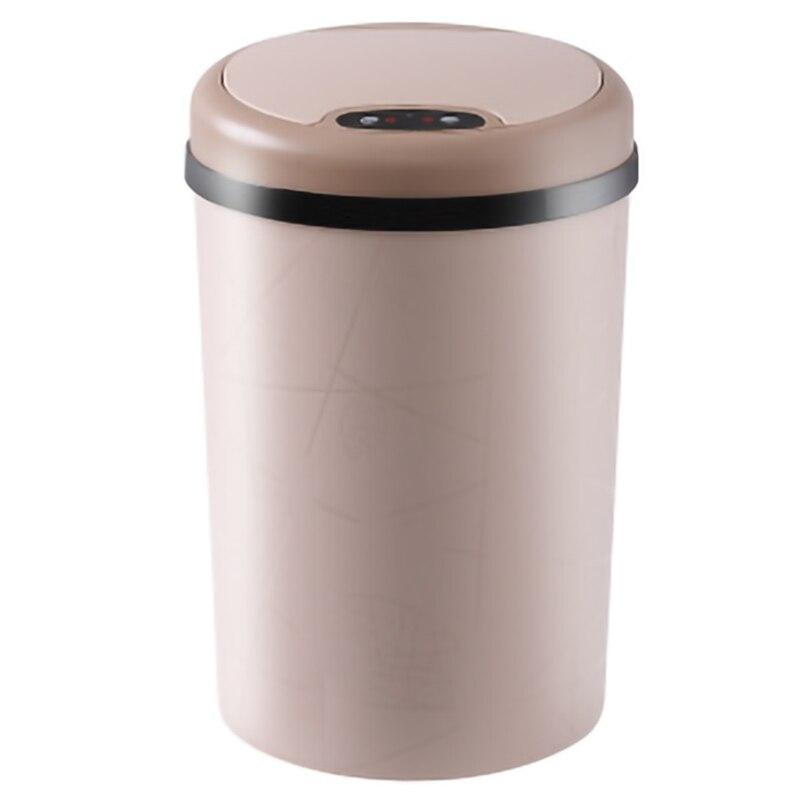 13L automatyczne kosz na śmieci z czujnikiem inteligentny czujnik kosz na śmieci indukcyjna kosz na śmieci z tworzywa sztucznego Pp przyjazne dla środowiska kosz na śmieci gospodarstwa domowego