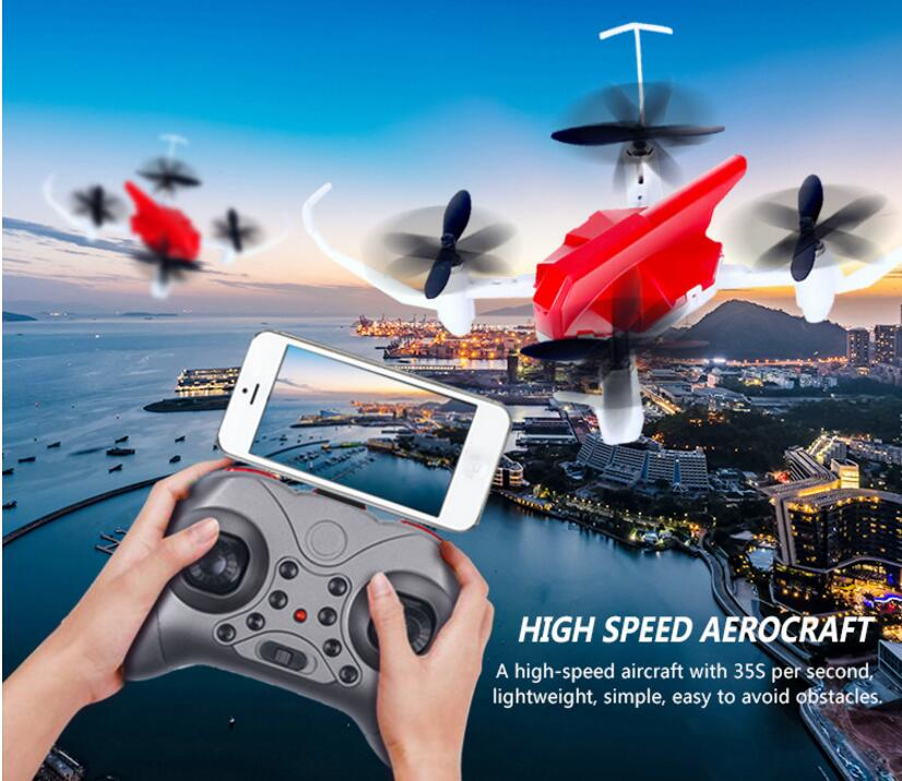 Christmas gift lovely design pocket RC drone 4816 2.4G attitude hold space racing wifi fpv RC drone with HD 720P  WIFI camera jjr c jjrc h43wh h43 selfie elfie wifi fpv with hd camera altitude hold headless mode foldable arm rc quadcopter drone h37 mini