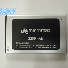 New High Quality Micromax Q354 2200mAh Li-ion Battery for Micromax Q354