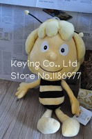 Big Cute Soft Original Maya Bee Stuffed Animal Plush Toy Doll Birthday Gift Children Gift Limited Collection