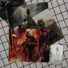 Yinuoda Rainbow Six Karet Mouse Tahan Lama Desktop Mouse Pad Anime Non-Slip Laptop Komputer PC Gaming Mouse Pad Keyboard mat(China)