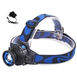 Cree q5 led frontal led headlamp headlight flashlight rechargeable linternas lampe torch head lamp build in.jpg 250x250