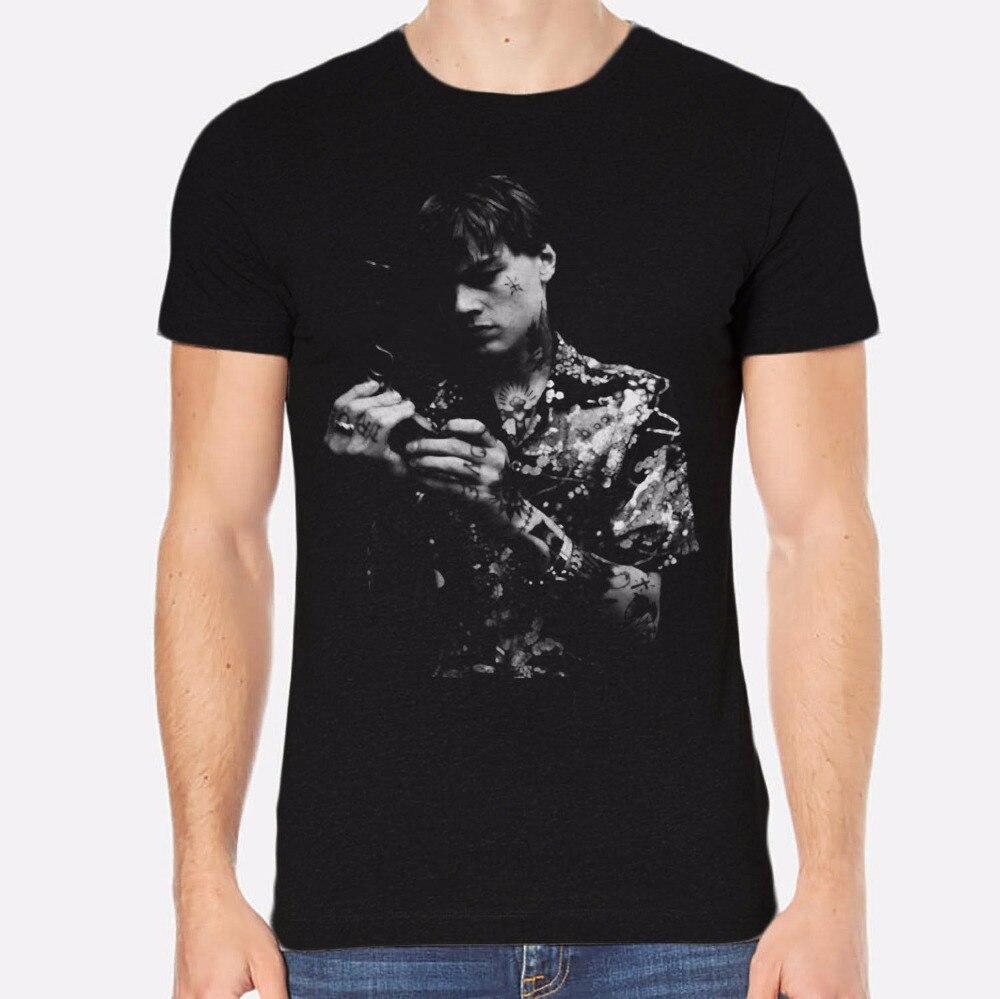 New Funny Brand Clothing O Neck Short Sleeve Leonardo