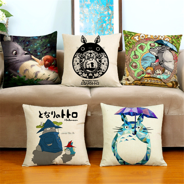 Totoro pillow pet over 1000 item with free shipping for Cheap homeware decor