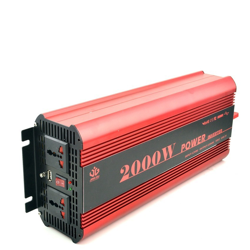 цена на MKP2000-242R Off grid type 24V dc ac inverter 230v 2000w inverter pure sine inverter,micro inverter solar made in China