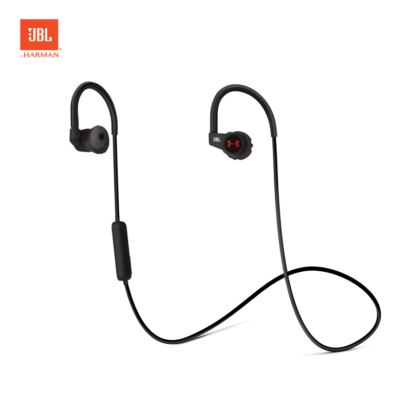 JBL UA heart rate Bluetooth Headset  Sport Headphone IPX5 Waterproof Sweat Earphones Wireless with Mic спортивные наушники bluetooth jbl ua hr white uajblhrmw