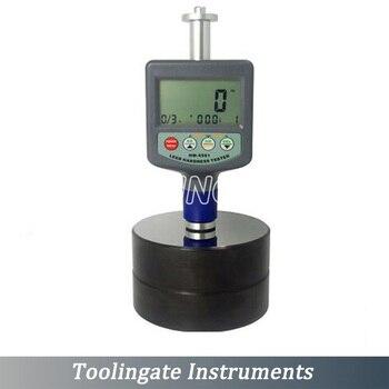 Цифровой Новый HM6561 Восстановленный металлический Измеритель Твердости 200 ~ 900 HLD измеритель твердости с железным блоком HM-6561