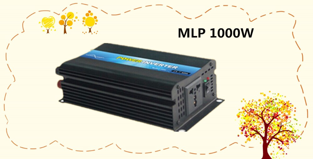 1000w Dc To Ac Inverter Home Improvement Strict Pure Sine Wave Solar Power Inverter With Ce&rhos Certifications