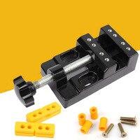 Schraubstock Bench Clamp Tisch Mechaniker Maschine Reparatur DIY Schleifen Handwerk Werkzeug-in Zangen aus Werkzeug bei