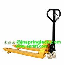 Прямая от производителя ручная тележка для поддонов удобная для небольших работ