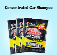 10PCS concentrated car shampoo deck foam soap high pressure washer suppliers  for snow foam gun car cleaning accessories 5g