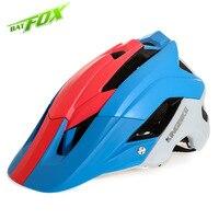 BATFOX 2017 New Design MTB Road Cycling Helmet High Quality EPS Integrally Molded Helmet Ultralight Bike