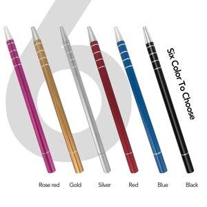 Image 4 - 1 ปากกาแกะสลัก + 10 ใบมีดTrimmersผมDIYทรงผมSalon Magicแกะสลักปากกาสแตนเลสตัดผมตัดผมกรรไกร