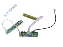V M70A VGA LCD LVDS Controller Board Kit for 12 1 inch 1280x800 LTN121AT02 Screen Motherboard