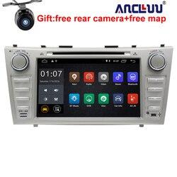 2G RAM 2 Din 4 ядра 8 Android 8,1 автомобильный DVD gps навигации для Toyota Camry 2007 2008 2010 2009 головное устройство стерео радио