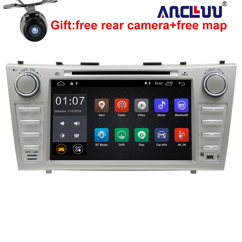 2G RAM 2 Din Quad Core 8 Android 8 1 Car DVD GPS Navigation For Toyota
