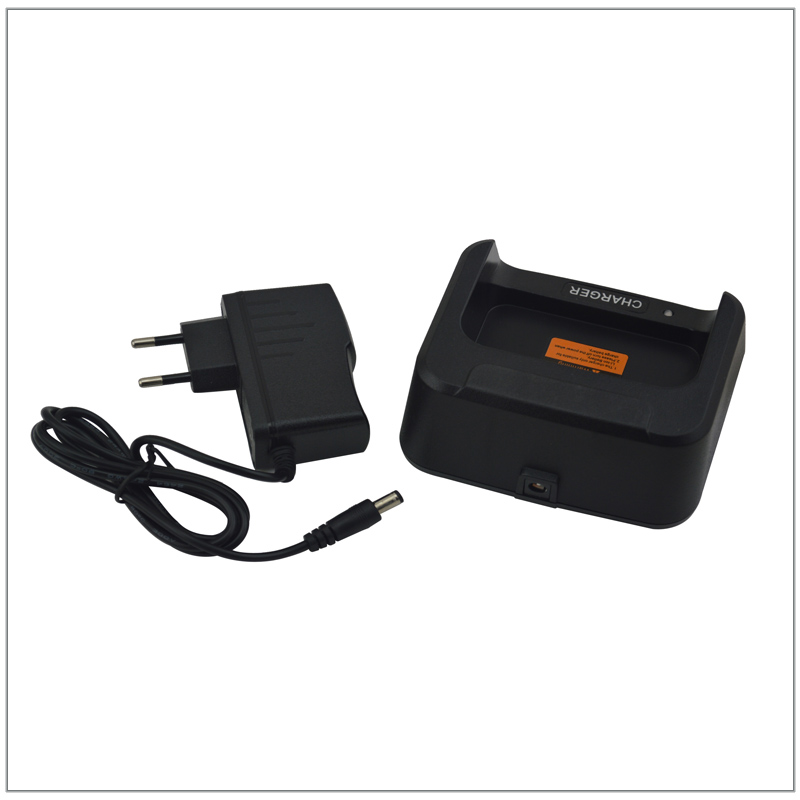 Walkie Talkie Desktop Charger W/ AC Adapter For LEIXEN NOTE 25W Portable Two-way Radio