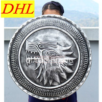 Game Of Thrones A Song Of Ice And Fire 1 1 Resin Shield Bar Decoration Cosplay