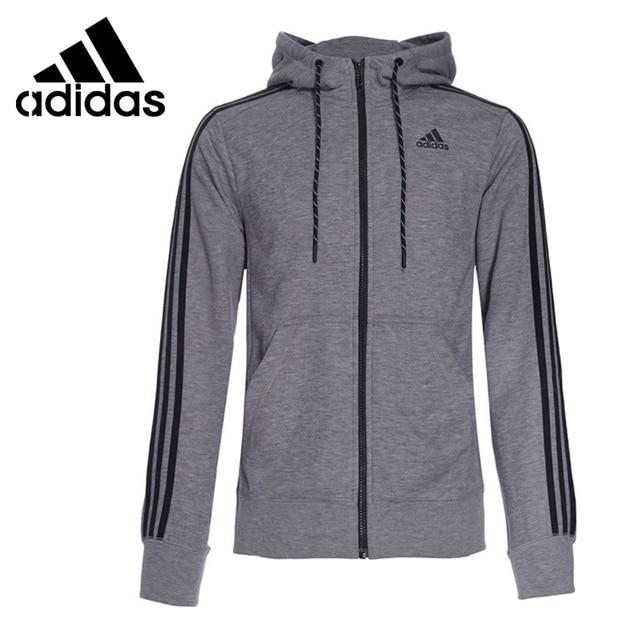 Original Adidas Performance Men's Jacket Climalite Hooded Sportswear