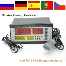 XM-18 инкубатор контроль Лер термостат полностью автоматический и многофункциональный инкубатор для яиц система управления для продажи