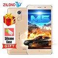 Оригинал Leagoo M5 Противоударный Смартфон Android 6.0 5 ''MTK6580 Quad Core 2 ГБ + 16 ГБ Dual Sim GPS отпечатков пальцев 3 Г Мобильный Телефон