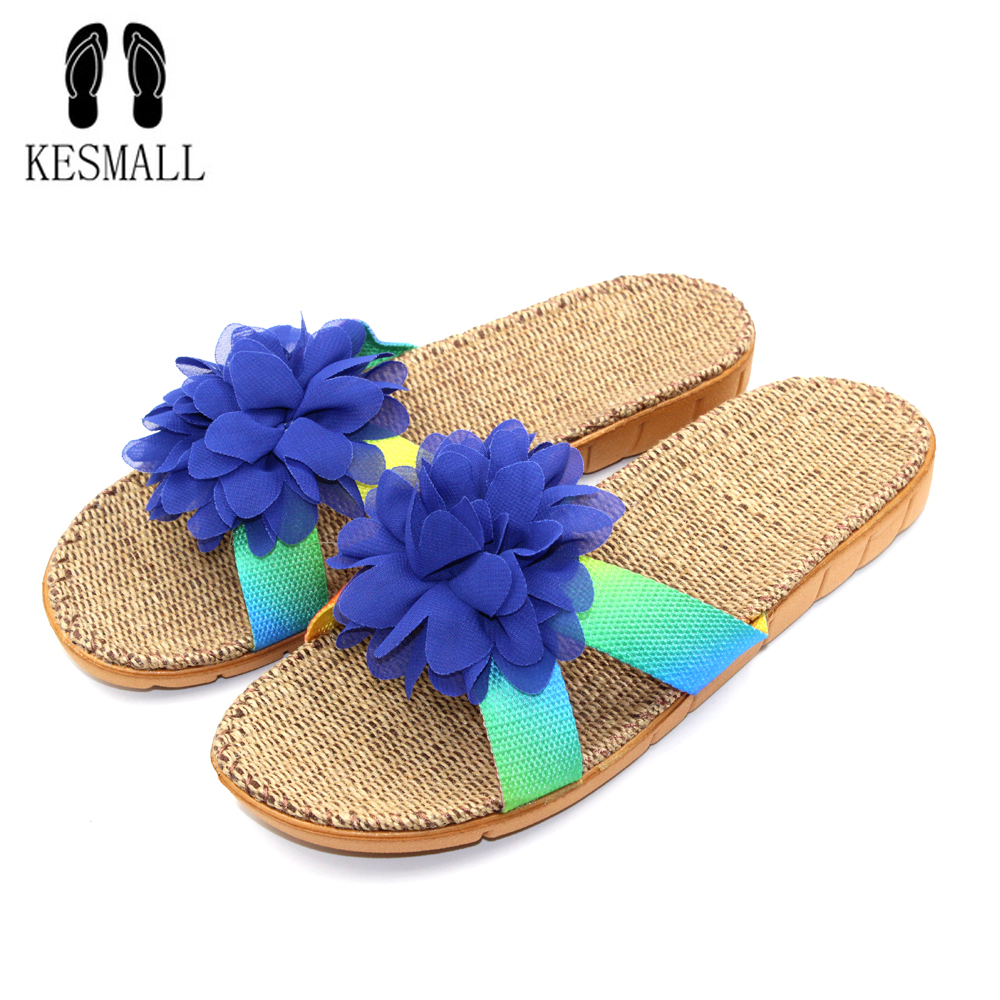 Hot New Summer Men Flax Flip Flop Canvas Linen Non-Slip Designer Flat Sandals Home Slippers Man Fashion Slides Casual Shoe S16 coolsa women s summer flat non slip linen slippers indoor breathable flip flops women s brand stripe flax slippers women slides