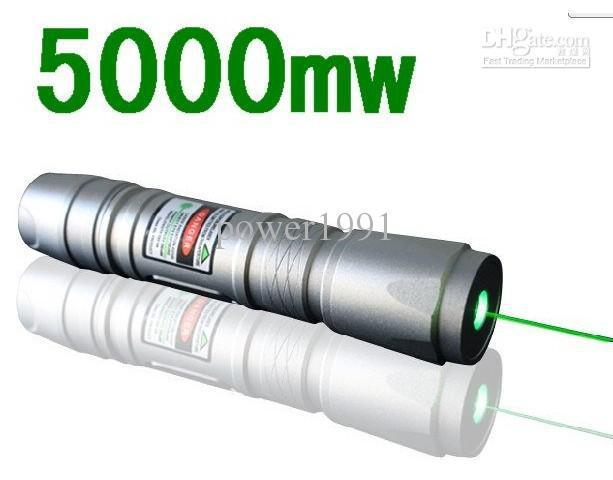 high power 532nm Green Laser Pointers adjustable focus burning match pop balloons with charger free shipping rang