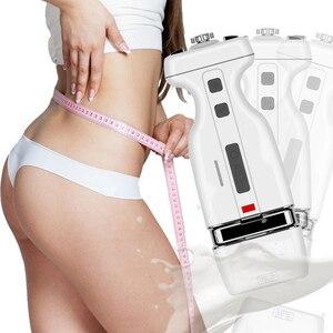 Image 5 - 2019 yeni Mini HIFU RF 2IN1 zayıflama vücut göbek yağ kaldırma masajı kullanışlı HelloBody kilo kaybı zayıflama makinesi