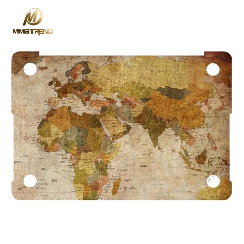Best home design map book air in the world widest we also have an exclusive range of so ezy paste the wall wallpapers abstract map laptop decal sticker skin for macbook air gumiabroncs Images