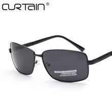 2017 Nuevo Diseñador de la Marca gafas de Sol Polarizadas de Los Hombres gafas de Sol Masculinas de Conducción Gafas de Sol de Los Hombres UV400 Gafas De Sol Gafas
