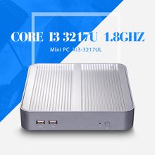 mini pc,i3 3217u computador barebone, laptop case, computer cable ,dual core mini pc,window 7 /8/8.1/XP/Linux system