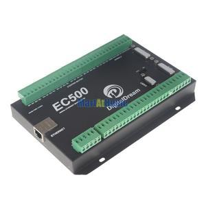 Image 5 - Ethernet 3/4/5/6 Eksen Mach3 CNC Hareket Kontrol Kartı kesme panosu 460 KHz 24 V DC destek Standart MPG ve Step/Servo Sürücü