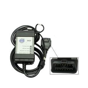 Image 4 - Multi Function For Volvo Vida Dice Pro Diagnostic Tool 2014D With Multi language Full Chip Green PCB For Volvo Dice Vida